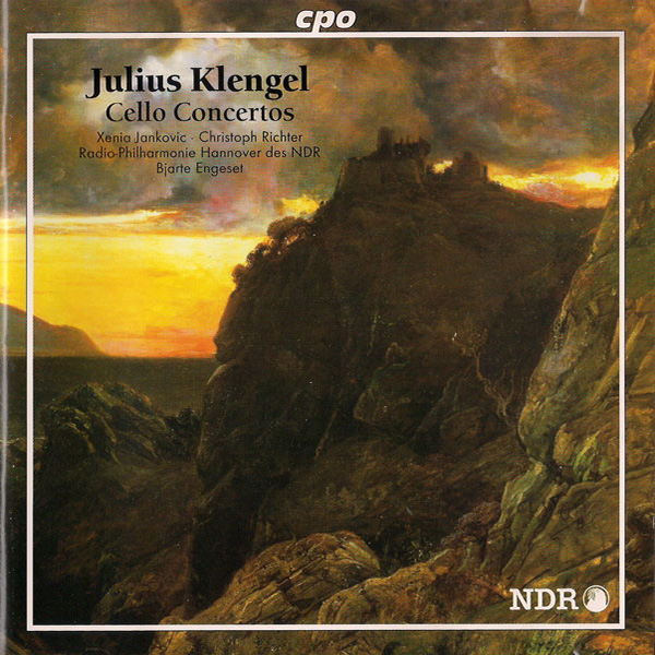 Julius Klengel – Cello Concertos
