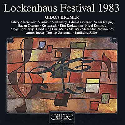 Lockenhaus Festival 1983